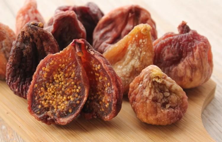 Полезные свойства инжира сушеного