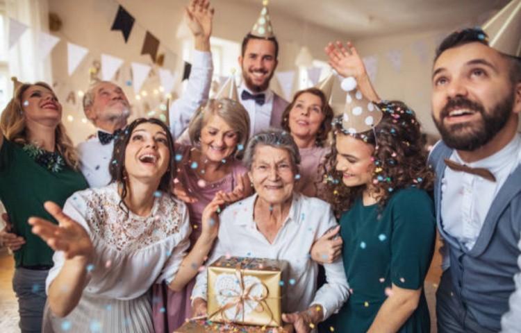 как провести день рождения взрослому человеку