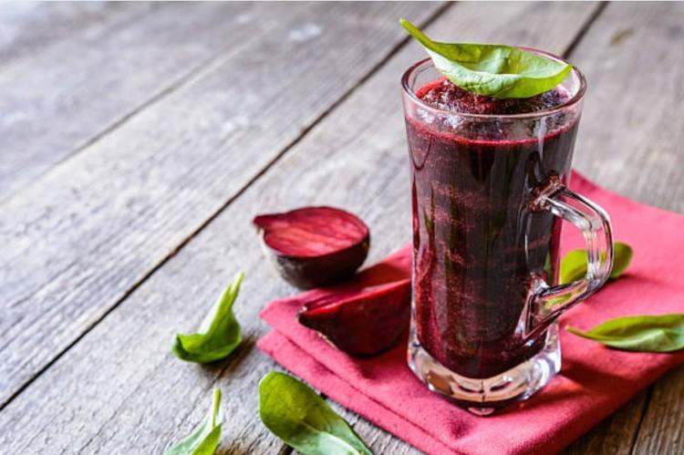 Свекольный сок анемия лечение